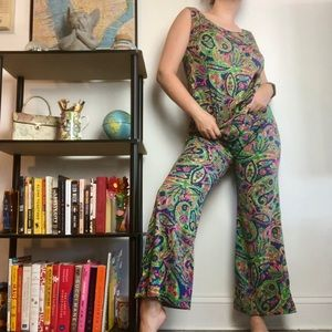 Vintage Pants & Jumpsuits - The Psychadelic Set